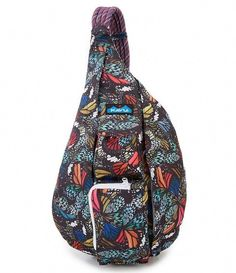almost sold out! NEW Kavu MINI Rope Sling Bag Greenhouse limited edition