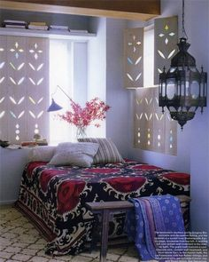 Indian Inspired Bedspreads Design, Pictures, Remodel, Decor and Ideas