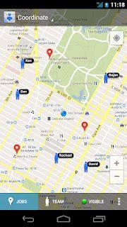Official Google Enterprise Blog: Introducing Google Maps Coordinate: Organize teams on the move
