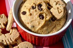 PB & C Cookie Dough Hummus