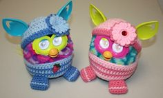 New Handmade Crochet Outfit Clothes for Furby Furby Boom Pretty in Pink | eBay