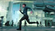 Hehe this video is funny, the old Star Trek hospital chase scene music put to the Into Darkness Khan chase :D