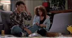 Big 1988, Elizabeth Perkins, 1980s Films, Movie Couples, Tom Hanks, Style Icons, Movie Tv, Toms, Tv Shows
