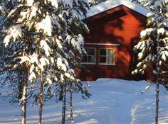 Jeris Winter Cottage, Jeris, Finland, Lapland