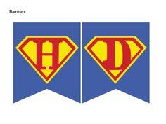 Superman Birthday Pack