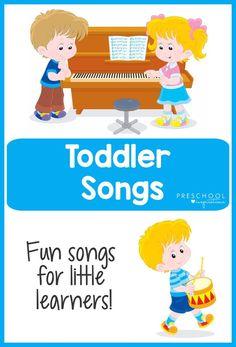 The Best Toddler Songs - Preschool Inspirations