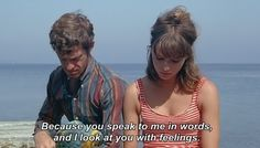 Porque tu me hablas ...