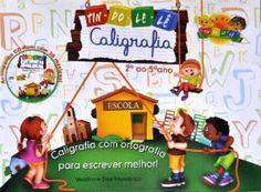 Coleção TIN DO LE LÊ CALIGRAFIA - ISBN 9788589305921