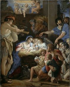 the adoration of the shepherds - Google Search