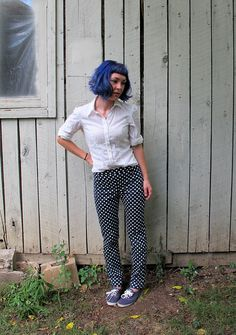 Sew Over It Ultimate Trousers by lladybird - mit Bündchen statt Formbund