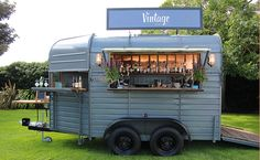 Cool refrigerated horsebox trailer bar fleet for hire across Sussex, Surrey, London, Hampshire & Dorset. Dry Hire or Full Bar Service. Catering Trailer, Food Trailer, Coffee Carts, Coffee Truck, Horse Box Conversion, Pizza Vans, Prosecco Van, Mobile Coffee Shop, Mobile Cafe
