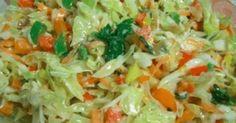 Recept na výborný šalát z mladučkej kapusty: Toto je úplná pecka pre Vaše zdravie - prospešný hlavne pre cukrovkárov! - Báječná vareška