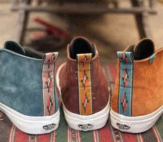 Vans California Chukka Decon-Suede Pack (Holiday 2013)