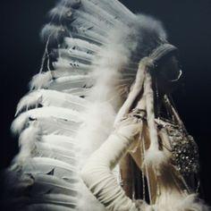 Gaultier wedding dress