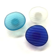Fresh Sea Glass Cabinet Knobs