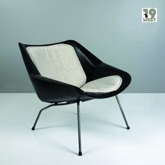 FM 04 lounge chair by Cees Braakman for Pastoe, 1950s