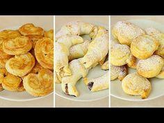 3 IDEE PER DOLCI FACILI CON PASTA SFOGLIA - 3 Easy puff pastries dessert recipes | Fatto in casa da Benedetta