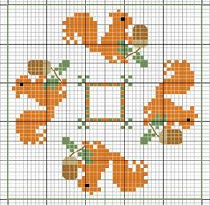 Thrilling Designing Your Own Cross Stitch Embroidery Patterns Ideas. Exhilarating Designing Your Own Cross Stitch Embroidery Patterns Ideas. Biscornu Cross Stitch, Fall Cross Stitch, Cross Stitch Animals, Cross Stitch Charts, Cross Stitch Designs, Cross Stitch Embroidery, Embroidery Patterns, Cross Stitch Patterns, Diy Broderie