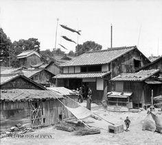 1934年端午の節句 奈良