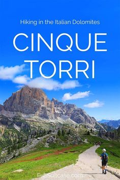 Hiking guide to Cinque Torri in the Dolomites, Italy Italy Travel, Us Travel, Family Travel, European Destination, European Travel, Hiking Guide, Hiking Trails, Packing For Europe, Visit Italy