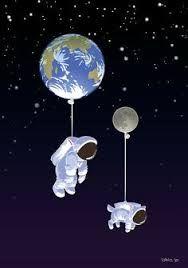 Картинки по запросу astronauta amor tumblr