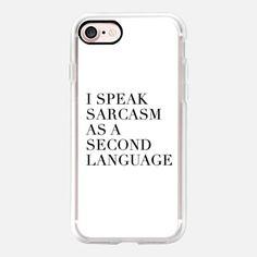iphone 7 case sarcasm
