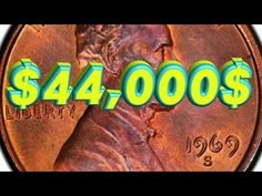 Worth $12,925.00 Counterfeit Coin The 1972 Doubled Die Lincoln Cent Made UnUsual Records - YouTube