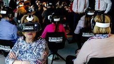 Eerste permanente VR bioscoop in Nederland!