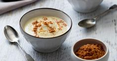 Cauliflower soup with bacon dust