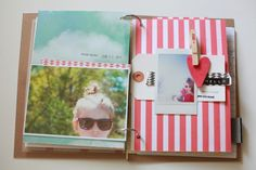 dear summer mini book - dear lizzy