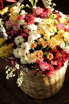 arranjo flor colorido - Pesquisa Google