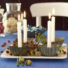 Adventskranz basteln - stimmungsvolle Ideen zum Selbermachen - adventskranz-foermchen3  Rezept