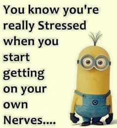 Really Stressed