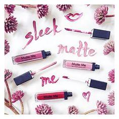 Vous rêvez de lèvres parfaites ? Ça tombe bien, pleins de nouvelles couleurs de Matte Me chez Sleek sont disponibles chez LANAÏKA ! 😘💋💄