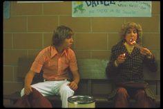 Sam Huntington and Lin Shaye in Detroit Rock City Sam Huntington, Edward Furlong, Natasha Lyonne, Movies Showing, Movies And Tv Shows, Banda Cover, Detroit Rock City, Classic Rock, Good Movies