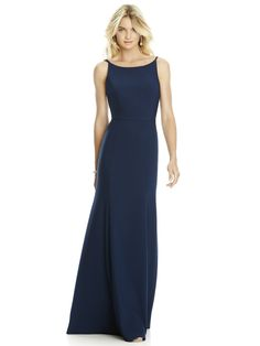 Dessy Bridesmaid Dress Style 6758