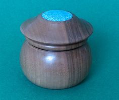 Walnut Lathe Projects, Boxes, Vase, Pear, Crates, Box, Flower Vases, Jars, Cases
