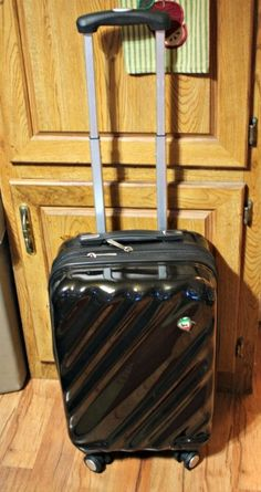 Need #luggage? Check out this #review from The More The Merrier blog: http://moreismerrier.com/2016/02/spinner-luggage-from-beltoutlet-com.html