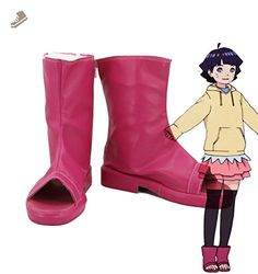 Boruto: Naruto the Movie Uzumaki Himawari Cosplay Shoes Boots Custom Made * Visit the image link more details. (This is an affiliate link and I receive a commission for the sales) Cosplay Boots, Cute Cosplay, Cosplay Outfits, Cosplay Costumes, Cosplay Wigs, Anime Cosplay Girls, Naruto Cosplay, Himawari Boruto, Naruto Costumes