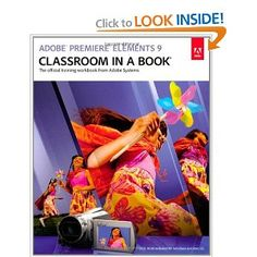 Adobe Premiere Elements 9 Classroom in a Book [Paperback]