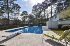 Summer is More Fun When You're at Home... But only when you have a backyard as Fantastic as 104 Rose Hill Drive!!! - http://www.savannahsouthernliving.com/well-maintained-established-rincon-home-located-excellent-school-district-104-rose-hill-drive/ #teamyannett