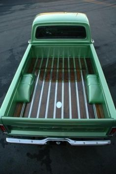 Bed Wood 1973 82 Ford F100 Swb Flareside Pickup 1980