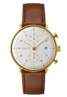 Ref. Nr. 027/7800.00 - Als einer der außergewöhnlichsten Designer des letzten Jahrhunderts hinterließ der Architekt, Bildhauer und Produktgestalter Max Bill ein umfangreiches Lebenswerk, darunter eine der faszinierendsten Uhrenkol-lektionen der letzten Jahrzehnte.