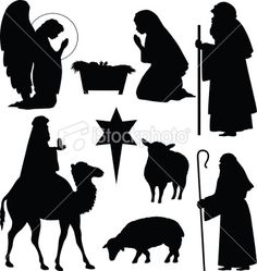 Google Afbeeldingen resultaat voor http://i.istockimg.com/file_thumbview_approve/14023288/2/stock-illustration-14023288-christmas-nativity-silhouettes.jpg