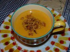 Soupe de courge http://www.gourmicom.fr/soupe-de-courge/