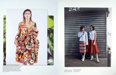 Streeters - Artists - Stylists - Vanessa Reid - Editorial