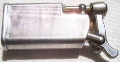 LIGHTER MARUMAN GL-67 SILVER - IN WORKING CONDITION   eBay