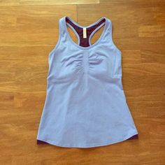 Lucy workout top Built in padded bra for support- in great condition Lucy Other