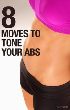 8 Moves To Tone Your ABS - Medi Blaster