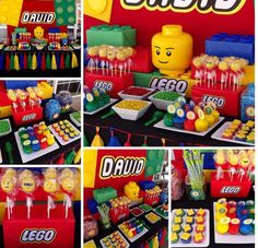 Lego Candy Buffet By Bizzie Bee Creations by Iris
